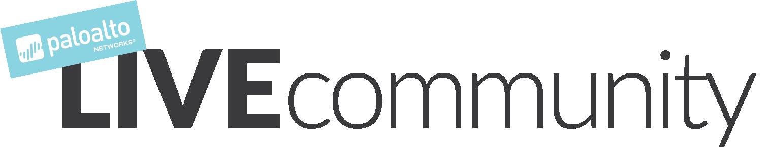Live Community | Palo Alto Networks