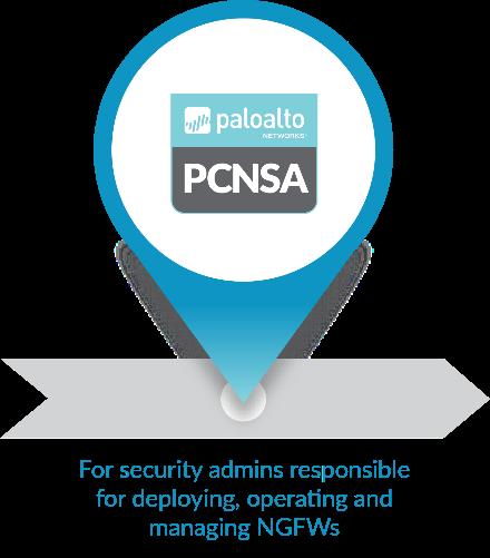 Certification - Palo Alto Networks