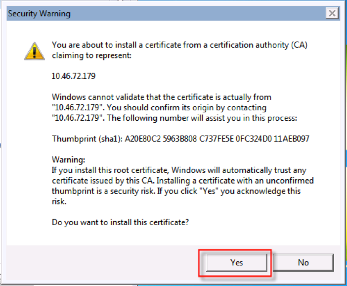 Live Community How To Perform Client Certificate Install For Ssl