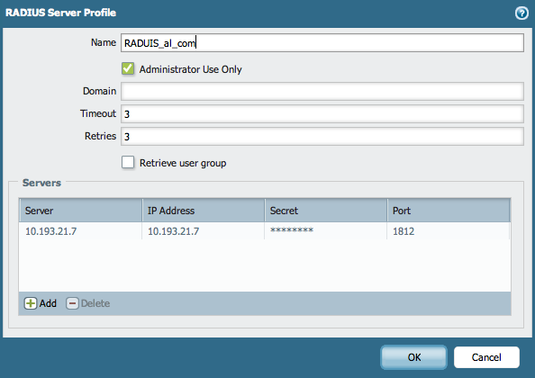 Palo Alto Networks Knowledgebase: Configuring Read-only