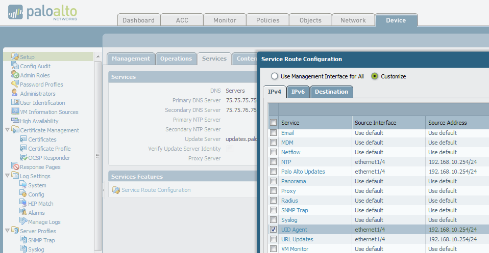 Live Community - Palo Alto Networks Firewall to User-ID Agent Conne ...
