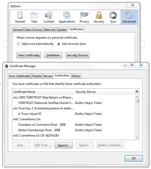 Live Community - After Configuring SSL Decryption Mozilla Firefox P ...