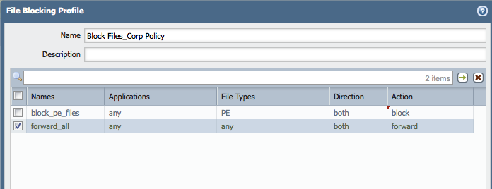 Palo Alto Networks Knowledgebase: SMB Traffic is Blocked and