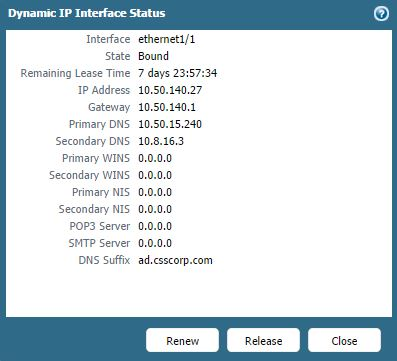 benefits of dhcp assigned ip address