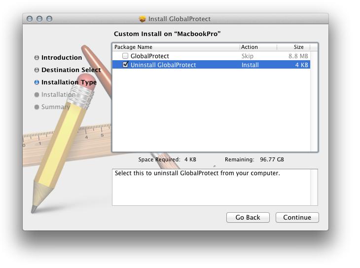 How Do I Manually Uninstall Globalprotect Mac
