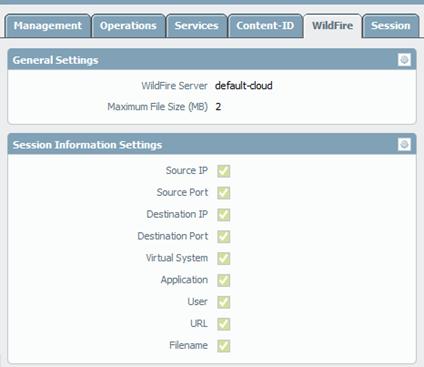 maximum file size cic online application