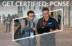 PCNSE Certification Banner