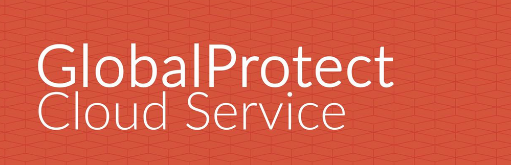 GlobalProtect Cloud Service 3 Banner