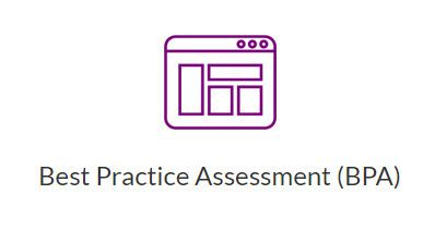 Graphic for the Best Practice Assessment (BPA) tool