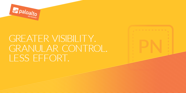 Greater Visibility. Granular Control. Less Effort.