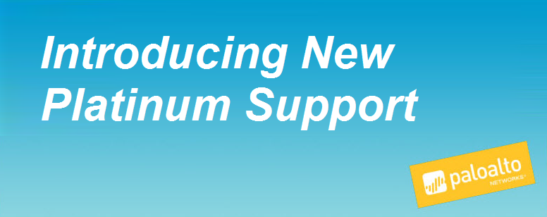 Introducing New Platinum Support