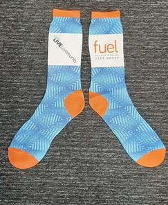 Live community and fuel user group business socks.jpg