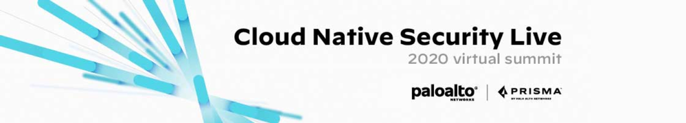 Cloud Native Security Live - 2020 virtual summit