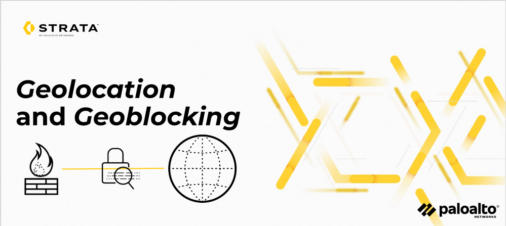 Geolocation and Geoblocking