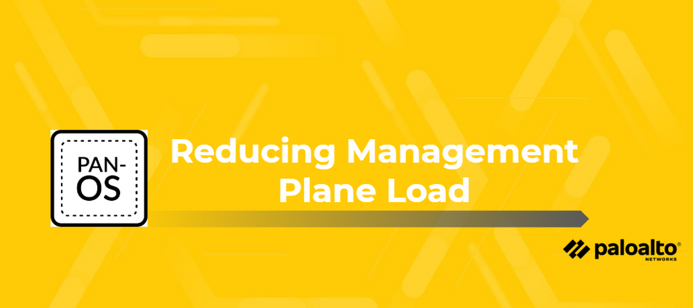 Reducing Management Plane Load