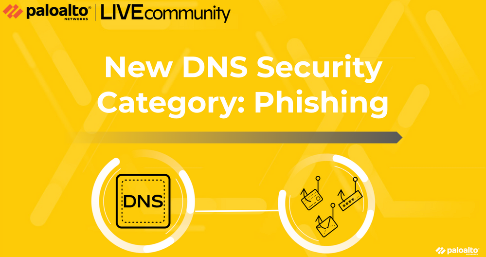 New DNS Security Category: Phishing