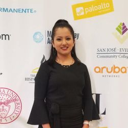 Stephanie Carlos — Risk Management Operations Manager and President of ¡Juntos!, the Palo Alto Networks Latinx Employee Network Group
