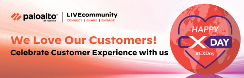 Celebrating Customer Experience (CX) Day on LIVEcommunity