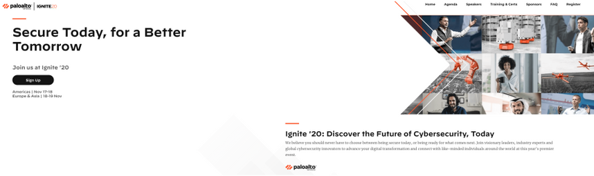 Sign Up to View Ignite 2020 Sessions