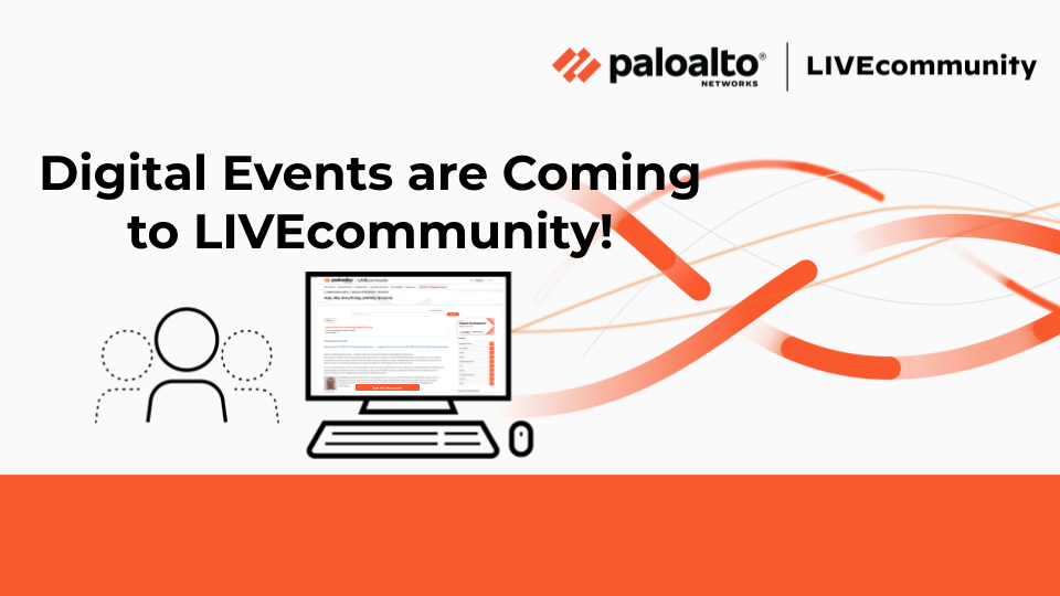 LIVEcommunity Digital Events