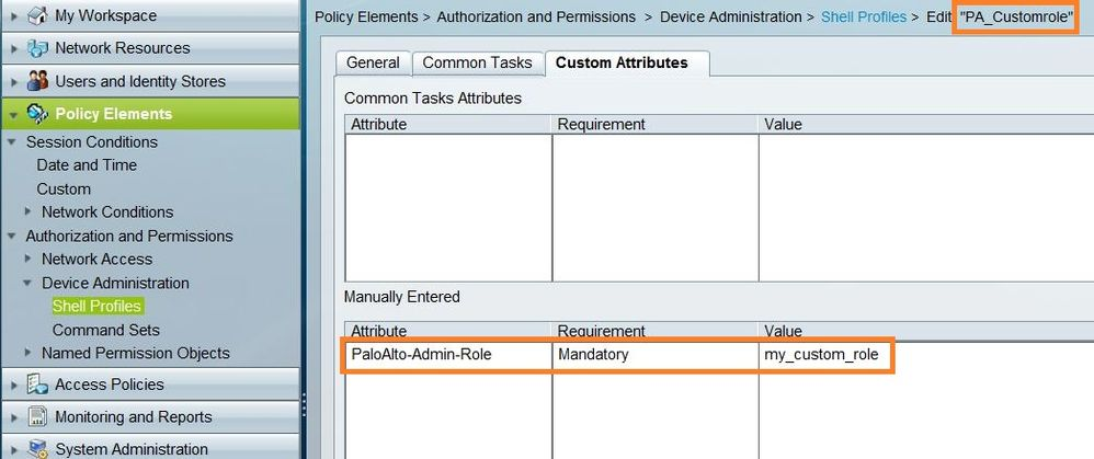 This attribute gives admin level privileges, as per the custom admin defined on PA, to  a successfully authenticating  admin user.