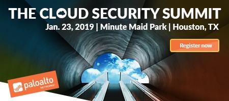 Cloud Security Summit, Houston, Texas