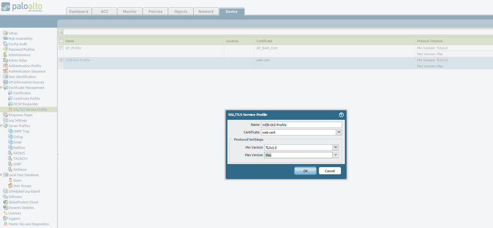 Live community how to configure a certificate for secure web gui cert2g yelopaper Gallery