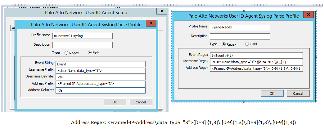 Live Community - How to Configure a Custom Syslog Sender and