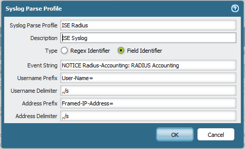 Live Community - How to Locate Predefined Syslog Filters in