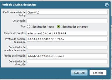 Use Syslog Receiver to Integrate with Cisco Wireless Controller