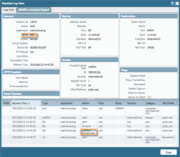 Wildfire configuration testing and monitoring live community - Portal entree ownership ...