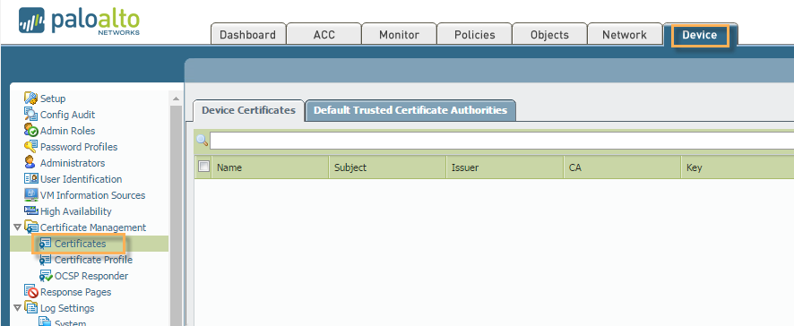 How to Generate a CSR (Certificate Signing Request) and Import the ...